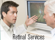 Retinal Services at Asheville